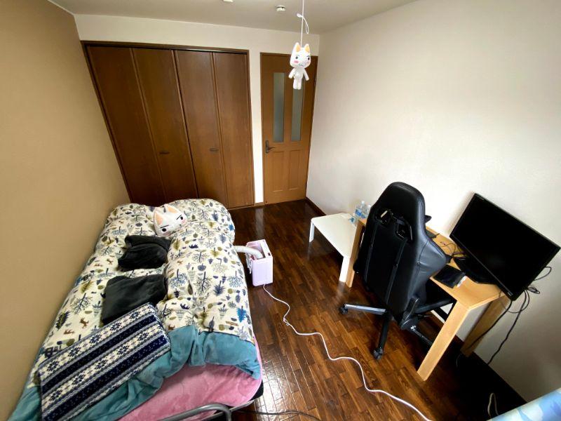 椅子購入後の部屋