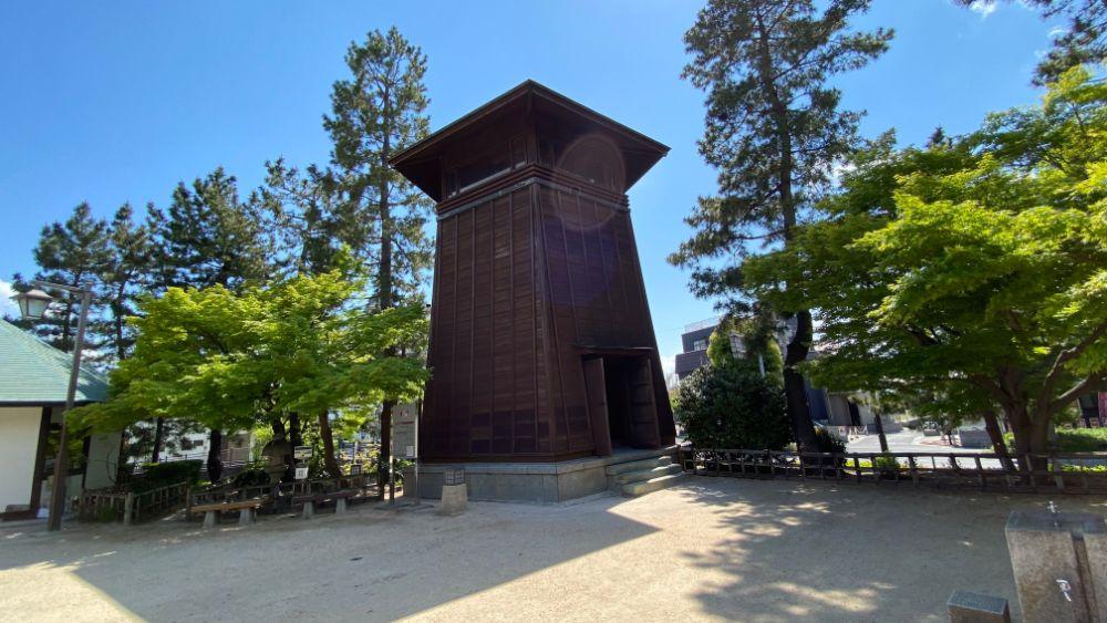 草加の望楼
