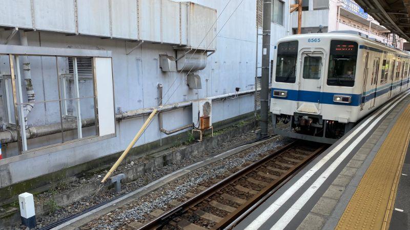 大師線の電車