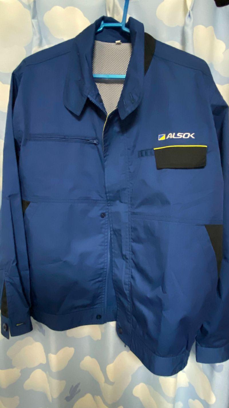 ALSOKジャケット