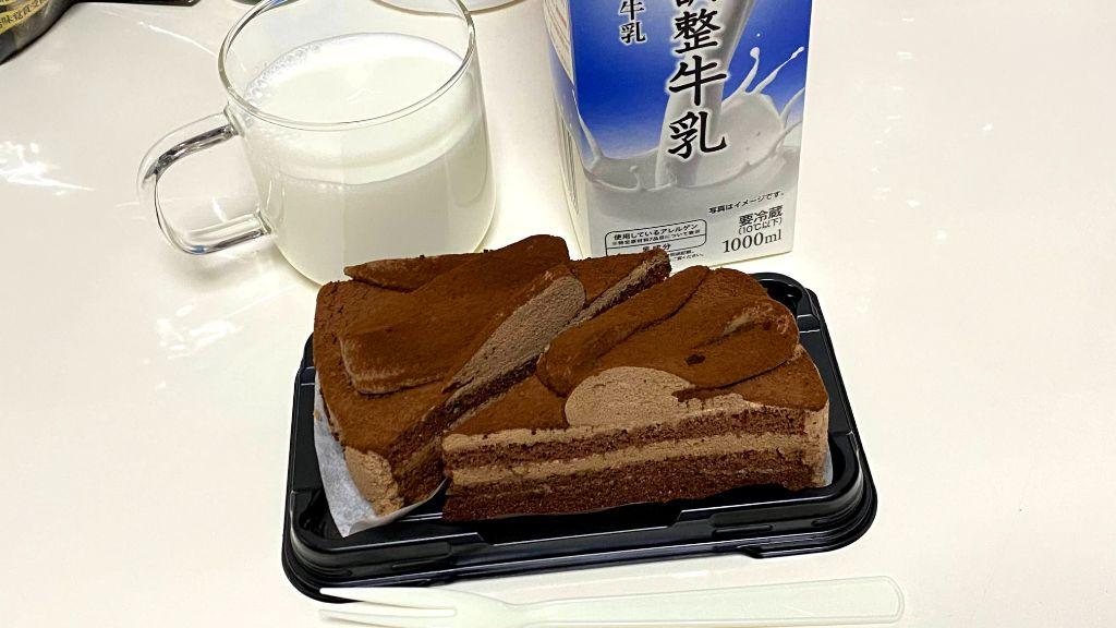 2割引きのケーキ