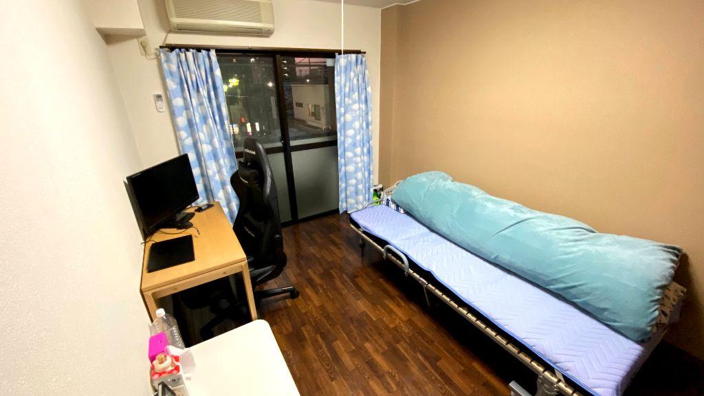 部屋の風景