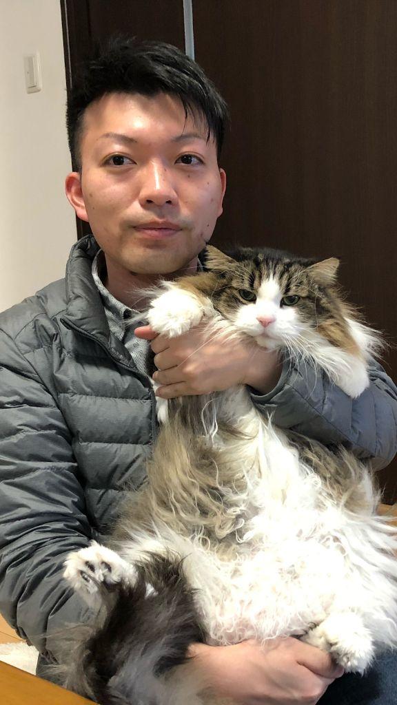 福井佑太と猫のイエモン