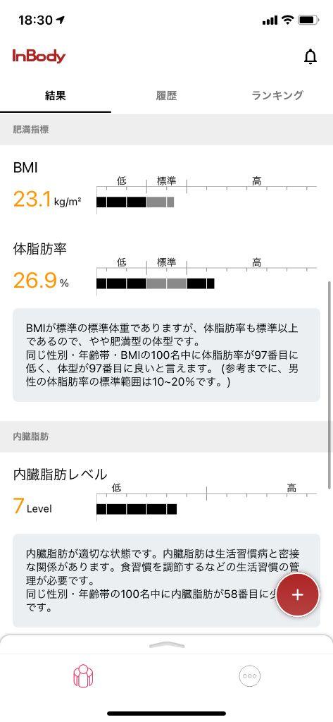 InBody分析結果-202109